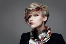 """COLOR ZOOM 2015 """"TRADITIONAL REBELS"""" / Start with an inspiration and then deconstruct it. Preserve the essence, mix in some cultural references and then reconstruct it to create something truly inspirational. The Global Color Zoom '15 Creative Team came together to design a new collection to take this trend into hairstyling. Get ready for looks that will alter your idea of elegance. Introducing the ColorZoom 2015 trend; Traditional Rebels.  #ColorZoom #TraditionalRebels #IamGoldwell"""