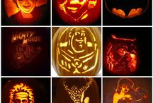Pumpkin carving for 2015