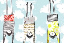 Handstand / Lisa Stickley's beautifully illustrated story of learning to do handstands