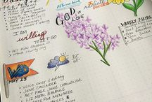 Bullet Journaling / Bullet Journaling / by Inspired by Stamping