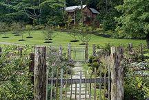 Garden gates / by Ann Soenen