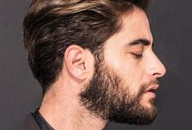 Men's and boys  hairstyle