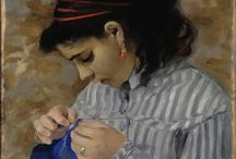 So Lacy Ladies / by Eleanor Doyle