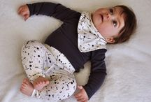 DIY Fabric: baby clothing