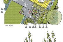 Kerttervek - garden plans