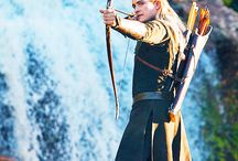 Legolas & Friends  / LOTR & Hobbit