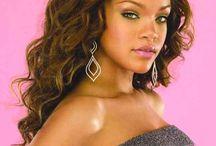 Rihanna / by Poly Vora