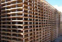 Termékeink / Raklap és Fűrészáru gyártás , minden méretben és minden területen.
