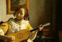 Johannes (Jan) Vermeer (1632-1675)
