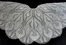 Amazing Lace: Knitted Lace Wedding Shawls