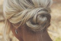 Inspiration / Hairstyles that wow me