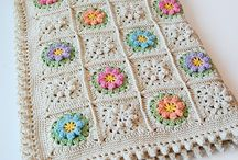 Crochet afghans I love! / crochet ideas and inspiration