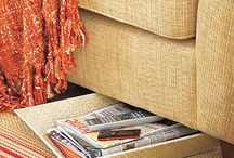 Organizing your Family Room