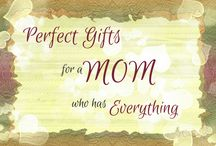 MOM / All sorts of neat things for Mother's Day.