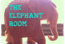 The Elephant Tea Room / The Elephant Tea Room, Pawtuxet Village, Cranston, Rhode Island