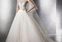 Wedding/Bridal dresses / Wedding dress ideas & Styles