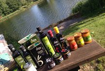 The Olive Shop Products / A snapshot in the lives of natural flavour...!
