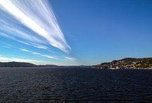 #BERGEN / Noruega. Fiordos.