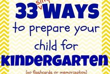 Kindergarten- For the Parents / by Roslyn Perez