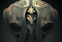 SciFi MechanicART