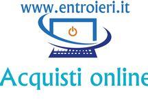 Immagini di www.entroieri.it / Acquisti online