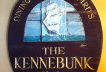 Eat Kennebunks / Eat your way across the Kennebunks! Visiting the Kennebunks, you'll have the opportunity to enjoy Maine cuisine of all kinds, from take-out stands to a AAA Five Diamond Award-Winning restaurant, and everything in between.