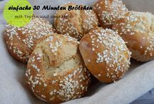 Brot & Gebäck diy