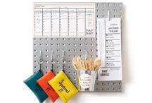 School--organization ideas / by Heidi Evans
