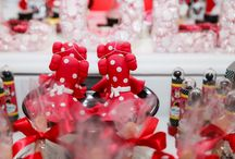 Minnie Mouse Birthday Party / Nicolle's First Birthday!!! Welcome to our Minnie Mouse's World!