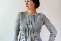 Gift-A-Long 2014 Favorites: Grown-Up garments / Patterns I love from the 2014 Indie Designer GiftALong on Ravelry. / by Lisa Chemery