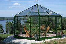Drivhus pavillon