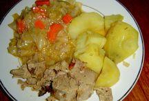Vepřové maso / jídlo