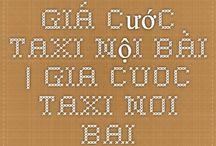 Taxi Nội Bài / by Hoàng Tuyến