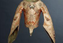 Eighteen century jackets