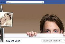 Profilok Facebookon / Ötletes, egyedi, egyéni borítóképek - akár személyes márkaépítéshez is ideálisak.