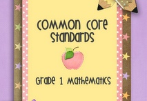 Common Core Math / by Abbey Long