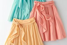 cute skirts/dresses