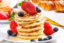 Завтрак / Утро должно начинаться с хорошего настроения)