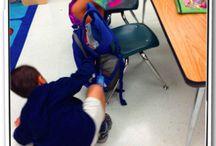 Classroom: activity & games