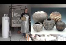 Obvara Pottery-How To's and Pieces