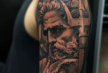 Rug tattoo