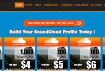 SOUNDCLOUD SERVICES / http://boostplays.org/ We provide SoundCloud services to help artists boost their profile #soundcloud #music #newmusic