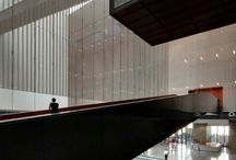 Atrium/Multilevel spaces/Skylights/Glass roofs