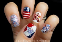 Nails - Countries