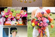 Wedding Themes / Colour themes and styles for gorgeous weddings.