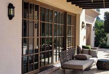 Decoración Villa Mediterránea / Casa estilo mediterráneo. Proyecto de decoración realizado por Conely