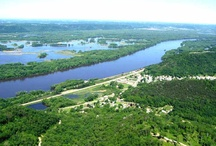 De Soto, Wisconsin / De Soto, Wisconsin is located in Vernon County on the Great River Road (HWY 35) and HWY 82. Boasting great fishing, down home restaurants and amazing scenery, De Soto is a great spot to visit!