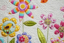 Free motion quilting / by Kimzee Sewing Room
