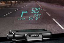 Garmin HUD Displays