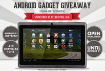 "WIN Excelvan Q88 7"" Android Tablet PC"